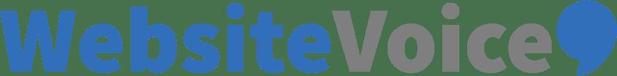 WebsiteVoice logo